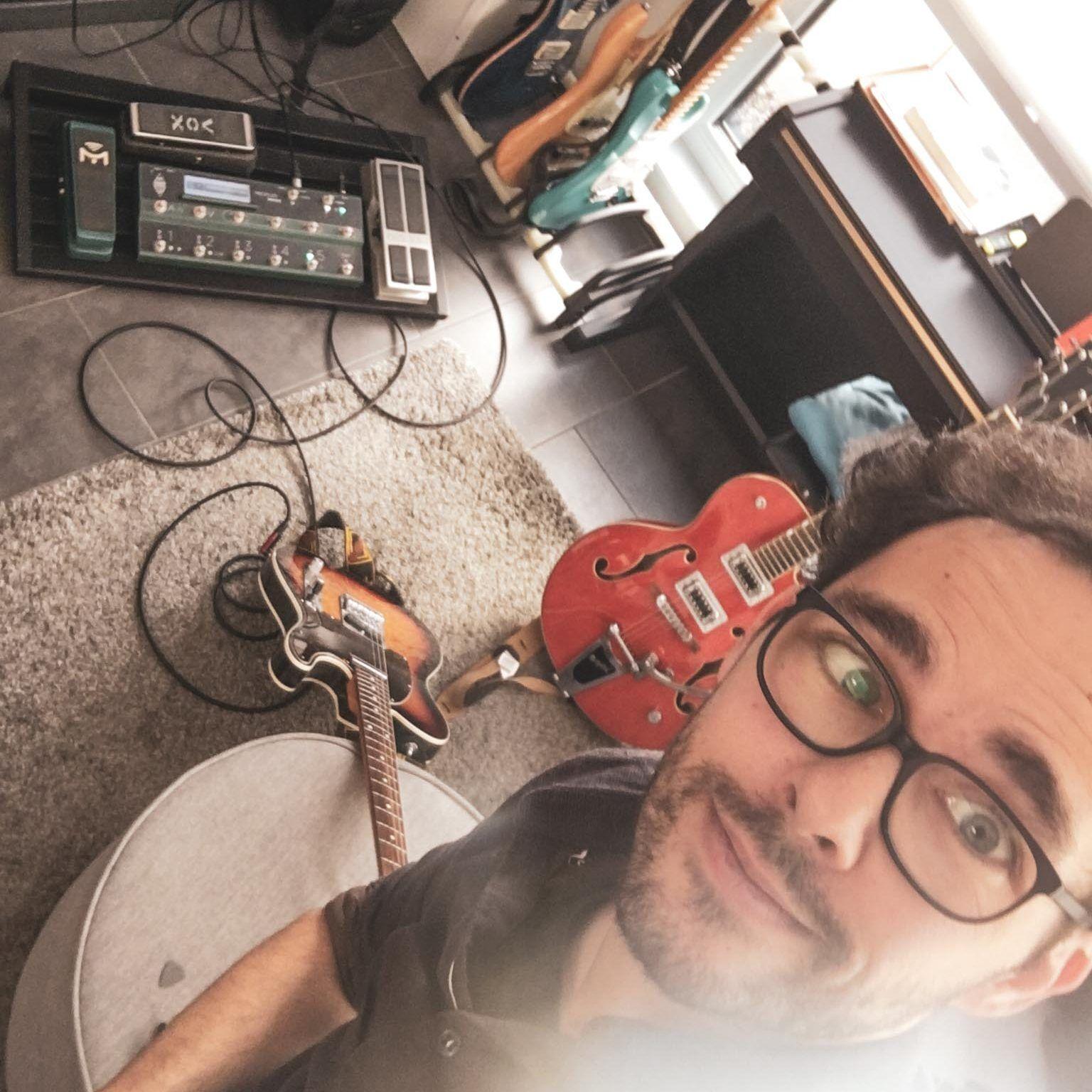 E-Gitarren aufnehmen im Homestudio