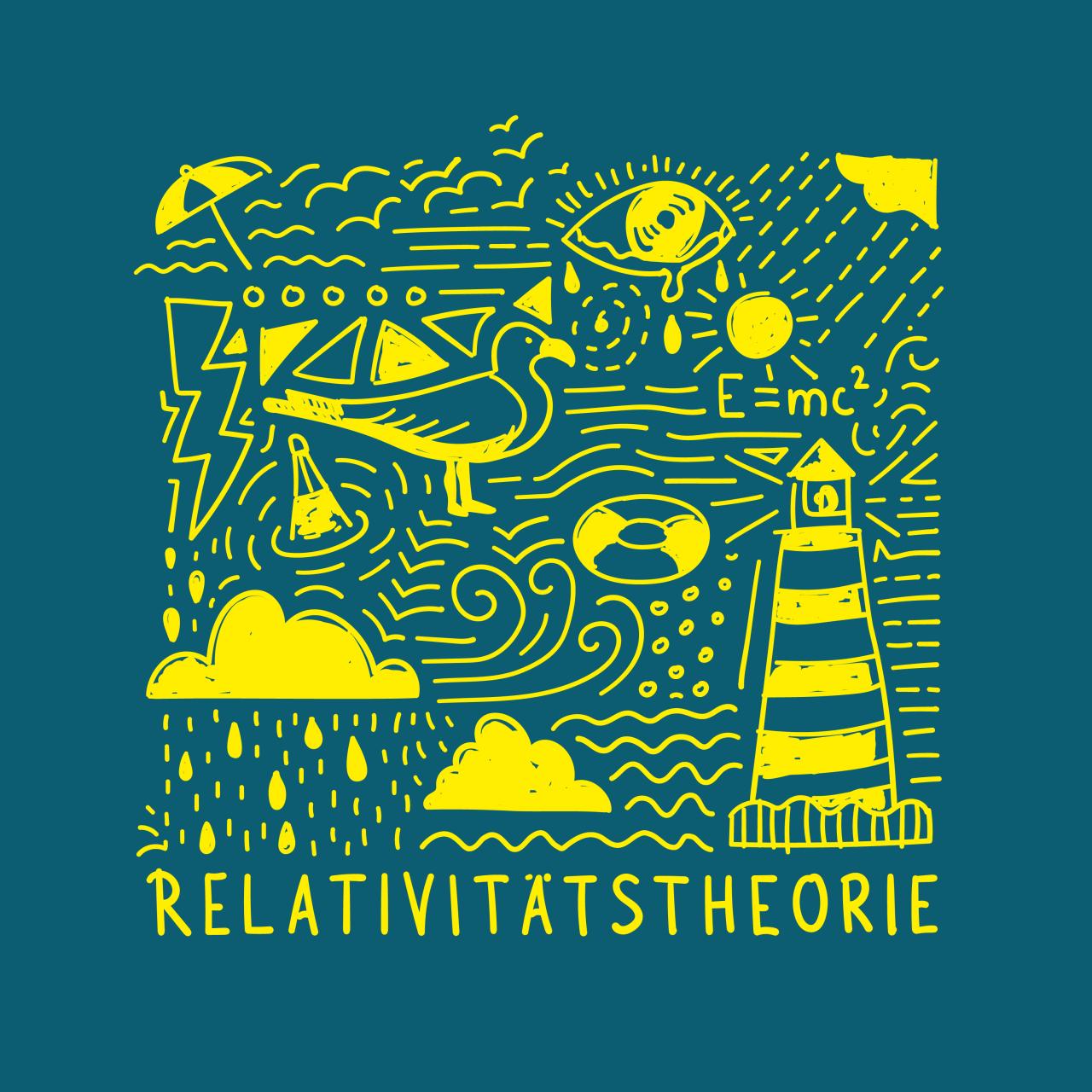 Relativitätstheorie Singlecover